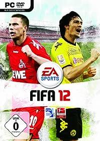 FIFA 12 von Electronic Arts für Windows 7 / Vista / XP ab 24,- Euro inkl. Versand