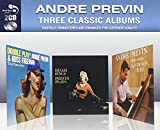 3 Classic Albums [Audio CD] Previn, Andre Andre Previn