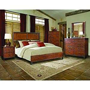 Kathy ireland home by vaughan rustic lodge - Kathy ireland bedroom furniture collection ...