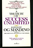 img - for A Treasury of Success Unlimited book / textbook / text book
