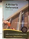 img - for A Writer's Reference [7 E] (Guilford Technical Community College) book / textbook / text book