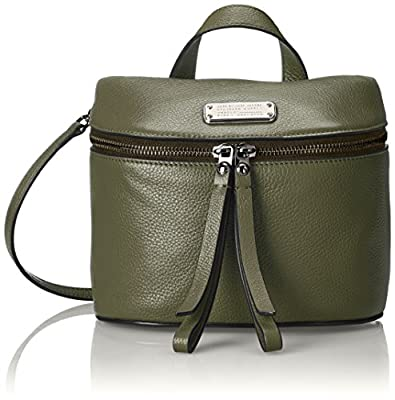 Marc by Marc Jacobs Canteen Saddle Cross-Body Bag