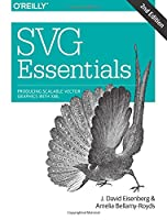 SVG Essentials, 2nd Edition Front Cover