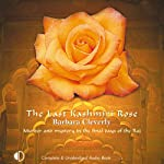 The Last Kashmiri Rose (       UNABRIDGED) by Barbara Cleverly Narrated by Terry Wale