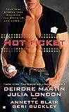 img - for Hot Ticket (Berkley Sensation) book / textbook / text book