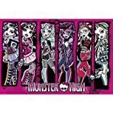 (24x36) Monster High-Group Poster