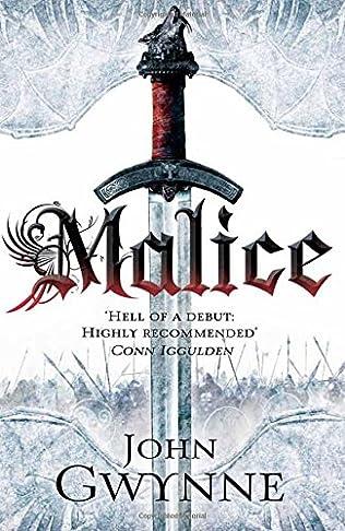 book cover of Malice