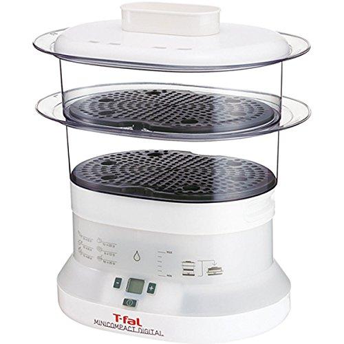T-FAL (Tefal) MINI COMPACT DIGITAL tabletop electronic steamer