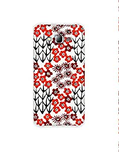 SAMSUNG GALAXY ON 7 nkt03 (20) Mobile Case by SSN