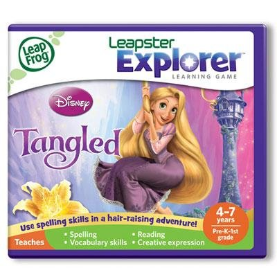 NEW Leap Explorer: Disney Tangled (Toys) - 1