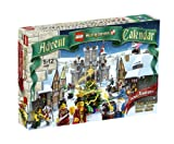 LEGO Kingdoms Exclusive Set #7952 2010 Advent Calendar revision