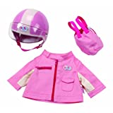 "Zapf Creation 809587 - Baby born Motorroller Set mit Helm 3:1, 1 Set, farblich sortiertvon ""Zapf Creation"""