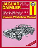 Motionperformance Essentials Haynes Garage Quality Car Repair Manual/Book For Jaguar XJ6, XJ & Sovereign; Daimler Sovereign (68 - Oct 86) up to D Including a De-Mister Pad and 1 Car Air Freshner.