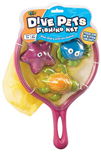 POOF Dive Pets Fishing Net