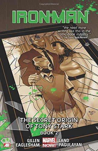 IRON MAN 03 SECRET ORIGIN OF TONY STARK 2
