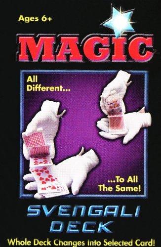 Magic Svengali Deck - 1