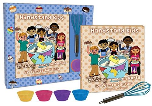 Handstand Kids in the Kitchen Baking Around the World Kit