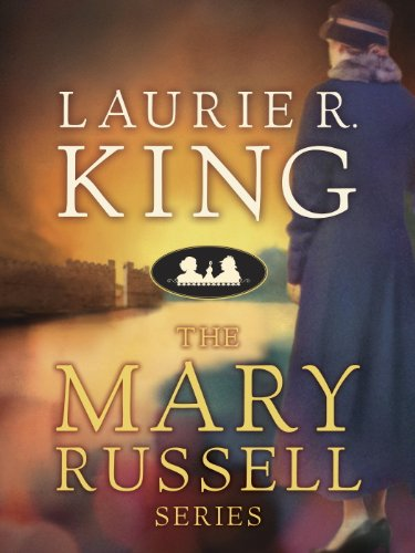 The Mary Russell Series 9-Book Bundle: O Jerusalem, Justice Hall, The Game, Locked Rooms, The Language of Bees, The God of the Hive, Pirate King, Garment ... Spies (Mary Russell and Sherlock Holmes) PDF