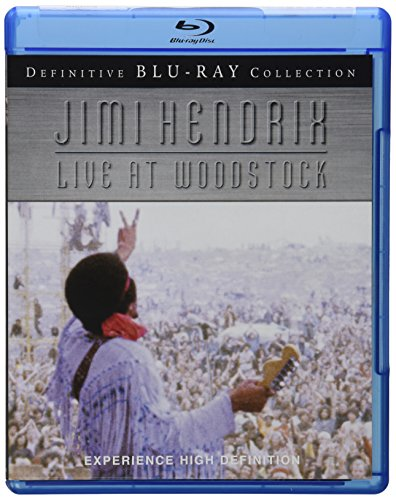 Jimi Hendrix - Live At Woodstock (2 Cd) - Zortam Music