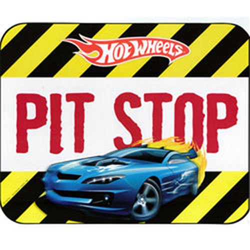 Hot Wheels High Speed Wall Decoration 3ct