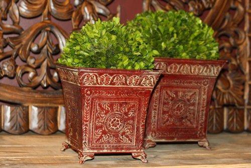 Mills Floral Company Boxwood Ball 8 Home Garden Decor