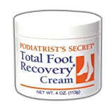 Podiatriast's Secret Total Foot Recovery Cream