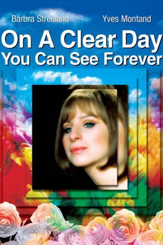 Amazon Com On A Clear Day You Can See Forever Barbra