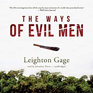The Ways of Evil Men Audiobook