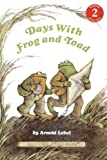 img - for Days with Frog and Toad (I Can Read, Level 2) book / textbook / text book
