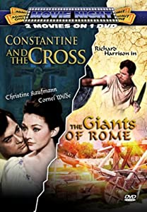 Constantine & The Cross/The Giants of Rome (2 DVD)
