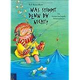 """Was stimmt denn da nicht?: Ein Ferien-Suchspass-Wimmelbuchvon """"Ralf Butschkow"""""""