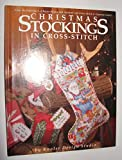 Christmas Stockings in Cross-Stitch