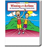 Winning With Asthma Coloring and Activity Book Trade Show Giveaway