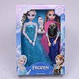 Disney Frozen Sparkle Princess Elsa & Anna & Olaf 12