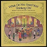 img - for What Do You Feed Your Donkey on? Rhymes from a Belfast Childhood. by Colette O'Hare (Compiler), Jenny Rodwell (Illustrator) (23-Mar-1978) Hardcover book / textbook / text book