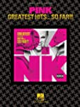 Pink: Greatest Hits... So Far!!! (Pvg...