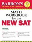 Barron's Math Workbook for the NEW SA...