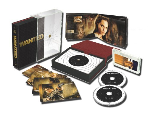 Wanted - Collector's Edition - exklusiv bei Amazon.de mit Zertifikat (limitiert auf 3.000 Stk.) [Limited Collector's Edition]