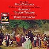 Antonin Dvorak Violin Concerto Op. 53 (Perlman)