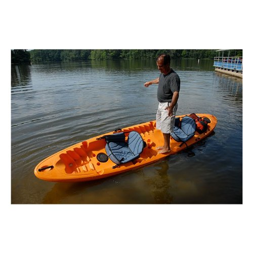 Dearborn duece for autos post for Best tandem fishing kayak