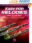 Easy Pop Melodies for Clarinet (Instr...