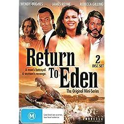 Return to Eden (Original Mini-Series) - 2-DVD Set ( Return to Eden (1983) )