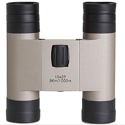 Beileshi 10X Folding Powerview Waterproof Surveillance Binoculars Telescope