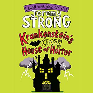 Krankenstein's Crazy House of Horror Audiobook