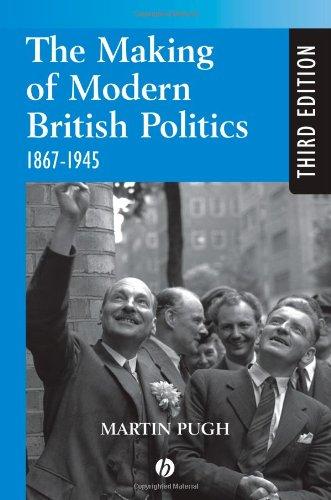 现代英国政治的制作: 1867年-1945年