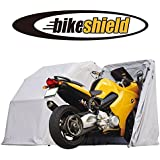 The Bike Shield Standard (Medium) Motorcycle Shelter / Motorcycle Storage