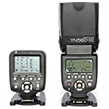 Yongnuo YN560-TX Wireless Flash Controller With 1pc YN-560 III Flash Speedlite for Canon EOS 700D 650D 600D 550D 500D 450D 400D 350D 300D 1DIV 1DIII 5D 5DII 5DIII 1D 1Ds 7D
