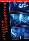 Paranormal Activity Trilogy Gift Set [DVD] [Region 1] [US Import] [NTSC]