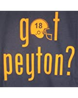 Got Peyton? Manning Denver Football Navy Blue T-Shirt Tee