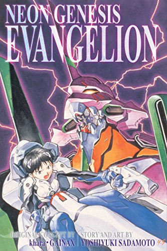 Neon Genesis Evangelion, Vol. 1 [Yoshiyuki Sadamoto] (Tapa Blanda)